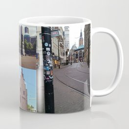 Photo collage of The Hague 1 Coffee Mug