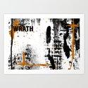 Wrath by ronjonestheartist