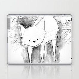 minima - deco cat Laptop & iPad Skin