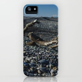 findings at ward beach iPhone Case