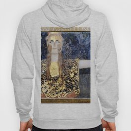 Pallas Athena by Klimt Brothers Gustav and George Hoody
