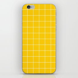 Sunshine Grid iPhone Skin