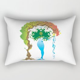 Gaea Rectangular Pillow