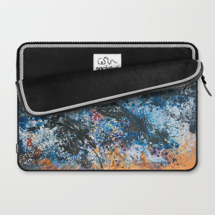 Your Universe Expanding Laptop Sleeve