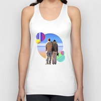 melissa smith Tank Tops featuring Melissa & Ernie by MCDiBiase
