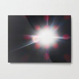 Total Eclipsy Eclipse 3 - 2017 Metal Print
