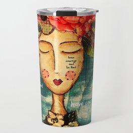 Coco's Closet - Courage and Kind Travel Mug