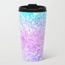 Unicorn Girls Glitter #9 #shiny #decor #art #society6 Travel Mug