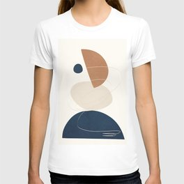 Spiraling Geometry 3 T-shirt