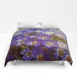 My boheme flowers / Mis flores bohemias Comforters