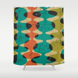 Monto Shower Curtain