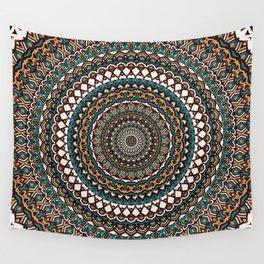 Mandala 131 Wall Tapestry