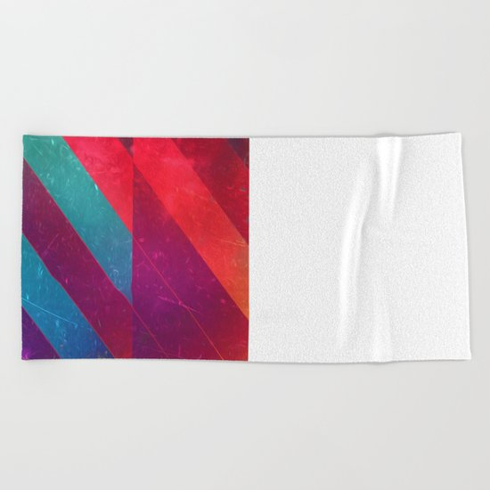 9 hyx Beach Towel