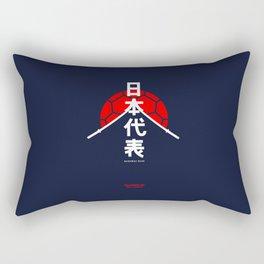 Nippon! Rectangular Pillow