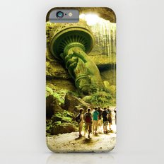 Journey to Lady Liberty iPhone 6s Slim Case