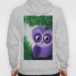 Violet Owl & The Moonlight Hoody