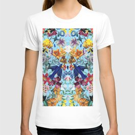 Floral and Birds XLIII T-shirt
