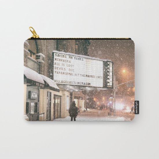 New York City Snow Carry-All Pouch