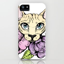 Hairless Perfection iPhone Case