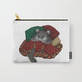 Wilbur the fat dormouse Carry-All Pouch