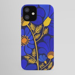 Wildflower Garden iPhone Case