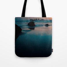bandon beach blues. Tote Bag