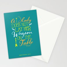 Queen Elinor Stationery Cards
