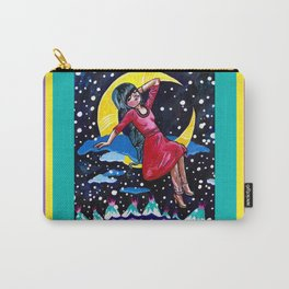 Selene's Moon Day Dreamzzz Carry-All Pouch