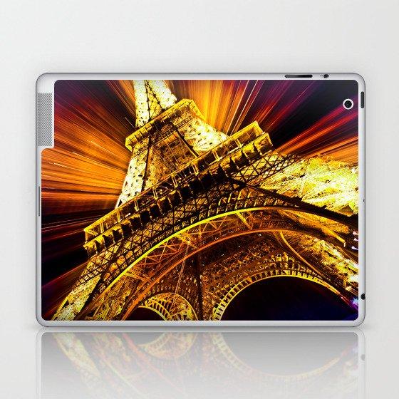 SUPERNOVA EIFFEL II Laptop & iPad Skin