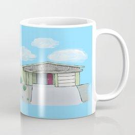 Eichler Style House Coffee Mug