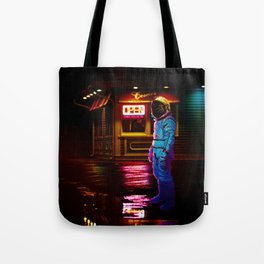 Everyday Is The Same Tote Bag