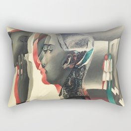 Machina Vision Rectangular Pillow