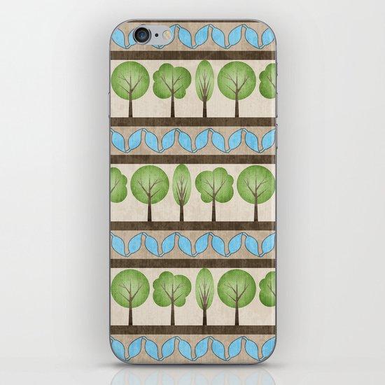 English Country Garden iPhone & iPod Skin
