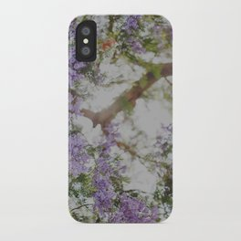 Purple Dream iPhone Case