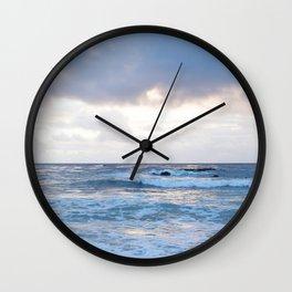 Momentarily Wall Clock