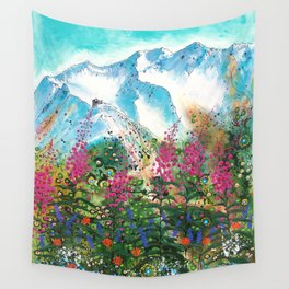 Alyeska Best of Both Wall Tapestry