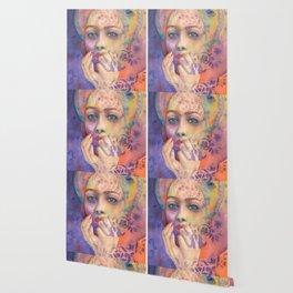 Queen Arabela with Blue eyes Wallpaper
