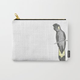 BLACK COCKATOO 2 Carry-All Pouch