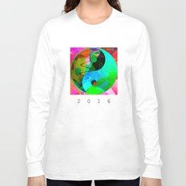 yin yang 2014 Long Sleeve T-shirt