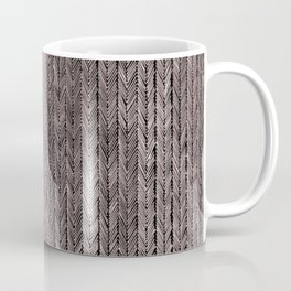 Ink Weaves: Rose Gold (I) Coffee Mug