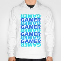 gamer Hoodies featuring Gamer by Joynisha Sumpter