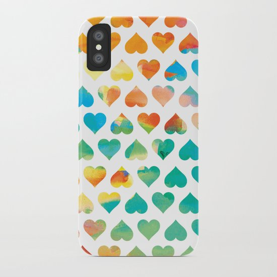 Lovely Day iPhone Case