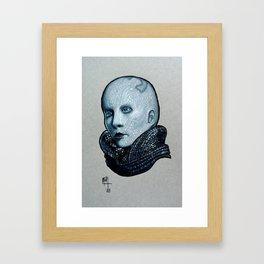 The Doc Framed Art Print