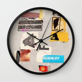 Partisanpapers Wall Clock