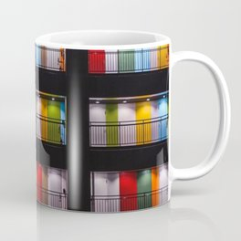 One Night in Apartment 2B Color Photographic Print Coffee Mug