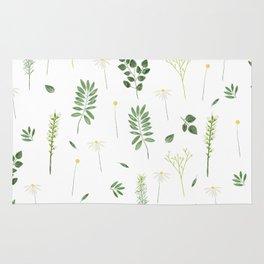 Wildflowers I Rug
