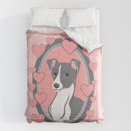 Italian Greyhound Love Comforters