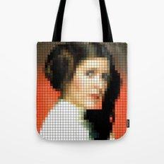 Princess Leia with Blaster Tote Bag