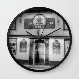 The Coopers Arms Pub Rochester Wall Clock