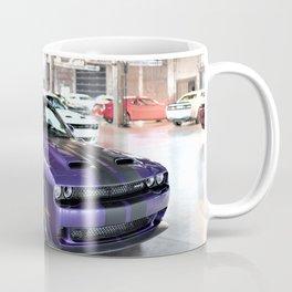 Purple Challenger Hellcat Demon Redeye Coffee Mug